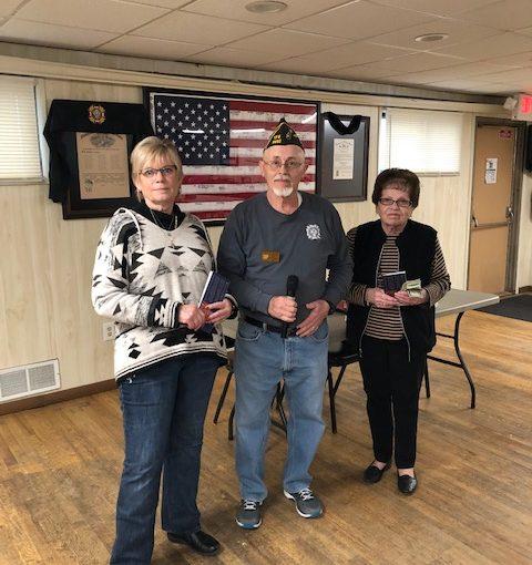 Lifetime Memberships Awarded